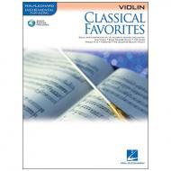 Classical Favorites for Violin (+Online Audio)