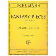 Schumann, R.: Phantasiestücke Op. 73