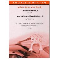Scheiffelhut, J.: Musikalisches Klee=Blat op. 5 - Partie IV - VI