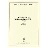 Taban, P.: Konzert im deutschen Barockstil Nr. 1  Op. 6/c