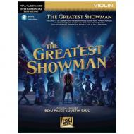 The Greatest Showman for Violin (+Online Audio)