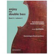 Reinke, G.: Enjoy the double bass Band 4 (+CD)