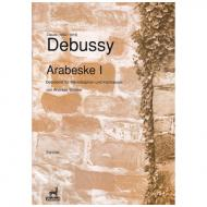 Debussy, C.: Arabeske I
