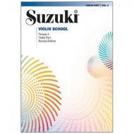 Suzuki Violin School Vol. 5 – neue Ausgabe