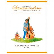 Sassmannshaus, H.: Early Start on the Double Bass Vol.1