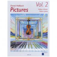 Hellbach, D: Pictures Vol. 2 (+CD)
