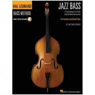 Hal Leonard Jazz Bass Method (+Online Audio)