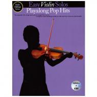 Easy Violin Solos – Playalong Pop Hits (+CD)