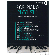 Gerlitz, C.: Pop Piano Playlist 1 (+Online Audio)