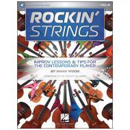 Wood, M.: Rockin' Strings: Violin (+Online Audio)