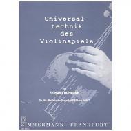 Hofmann, R.: Melodische Doppelgriff-Etüden Op. 96 Band 2