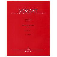 Mozart, W. A.: Sonate für Klavier A-Dur KV 331 (300i) mit dem Rondo »Alla Turca«