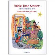 Blackwell, K. & D.: Fiddle Time Starters (+CD)
