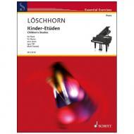 Loeschhorn, C. A.: Kinder-Etüden Op. 181