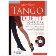 Berg, A.: Tango Duette – Von A bis Z (+CD)