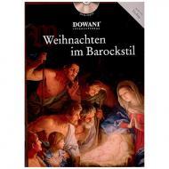 Weihnachten im Barockstil (+ CD)