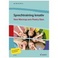 Bruns, J. R.: Sprechtraining kreativ (+Online Audio)