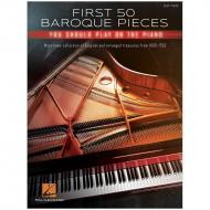 First 50 Baroque Pieces You Should Play on the Piano