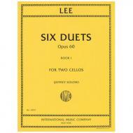 Lee, S.: 6 Duets Op.60 Band 1 (Nr.1-3)