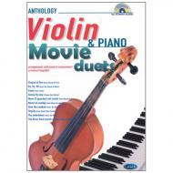 Anthology: Movie Duets (+CD)