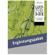 Pachelbel, J.: Kanon und Gigue D-Dur – Stimmensatz