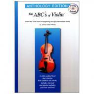 Rhoda, J. T.: The ABC's Of Violin (+ 2 DVDs)