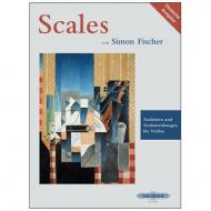 Fischer, S.: Scales & Scale Studies für Violine