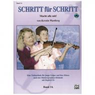 Wartberg, K.: Schritt für Schritt Band 3A (+CD)