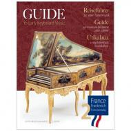 Reiseführer zur alten Tastenmusik Frankreich 2