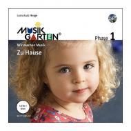 Heyge, L. L.: Musikgarten 1 – Zu Hause - Liederheft (+CD)