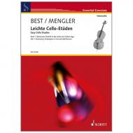 Best, H. / Mengler, W.: Leichte Cello-Etüden Band 1