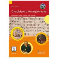Paul Johannsen: Crashkurs Musikgeschichte (+DVD)