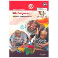 Ziegler, A.: Wir fangen an (+CD)