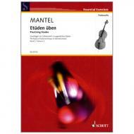 Mantel, G.: Etüden üben Band 3