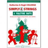 Simply 4 Strings: A yulitude suite