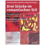 Findeisen, Th. A.: 3 Stücke im romantischen Stil nach Op. 14