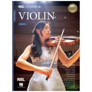 RSL Classical Violin - Grade 6 (+Online Audio)