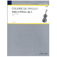 Coleridge-Taylor, S.: Suite de Pièces Op. 3