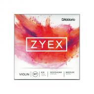 ZYEX Violinsaite A von D'Addario