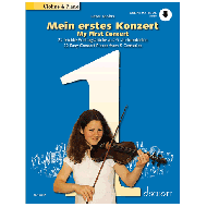 Mohrs, P.: Mein erstes Konzert (+Online Audio)