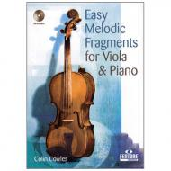 Easy Melodic Fragments (+CD)