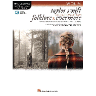 Taylor Swift - Selections from Folklore & Evermore (+Online Audio)