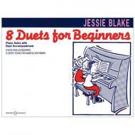 Blake, J.: Acht Duette für Anfänger