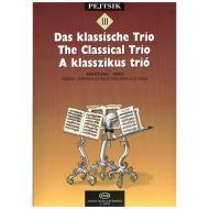 Pejtsik, Á.: Das klassische Trio III