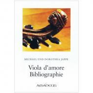 Jappe, M. u. D.: Viola d'amore-Bibliographie
