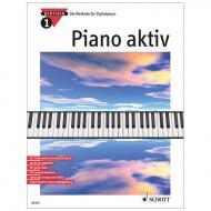 Benthien, A.: Piano aktiv Band 1 (+Online Audio)