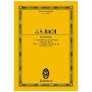Bach, J. S.: Kantate BWV 137 »Dominica 12 post Trinitatis«