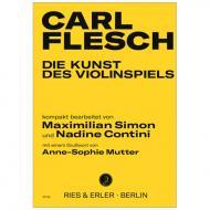Flesch, C.: Die Kunst des Violinspiels - Neuausgabe