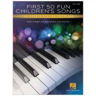 First 50 Fun Children's songs