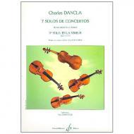 Dancla, J. B. Ch.: Solo de concerto Op. 77/3 la mineur